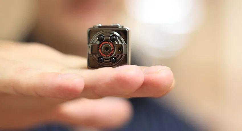 скрытая камера Комендант